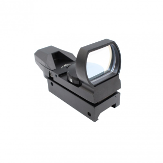 4 Reticle Tactical Red & Green Illuminated Dot Sight