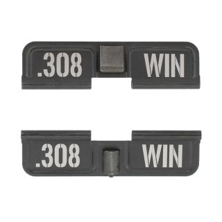 AR-10 Dust Cover - .308 WIN - Double Image - Phosphate Black