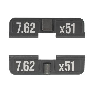 AR-10 Dust Cover - 7.62x51 - Double Image - Phosphate Black