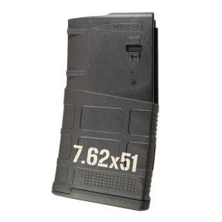 AR-10 PMAG 308 - .7.62x51  - Black (20 Round)