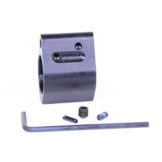 AR-15 Adjustable Steel Low Profile Gas Block