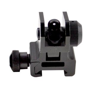 AR-15 Polymer Flip-up Sights