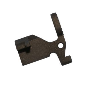 AR-15 Bolt Catch - Blank  - Cerakote Burnt Bronze