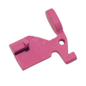 AR-15 Bolt Catch - Blank - Cerakote Pink