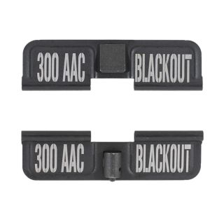 AR-15 Dust Cover - 300 AAC - Double Image - Phosphate Black