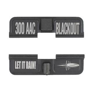 AR-15 Dust Cover - 300 AAC - Let it rain! - Phosphate Black