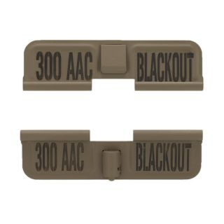 AR-15 Dust Cover - 300 AAC Blackout - Double Image - Cerakote Flat Dark Earth