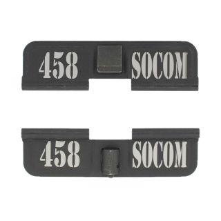 AR-15 Dust Cover - 458 SOCOM - Double Sided - Phosphate Black