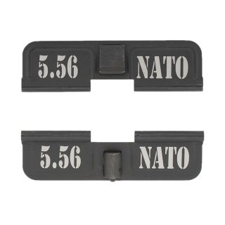AR-15 Dust Cover - 5.56 NATO - Double Image - Phosphate Black