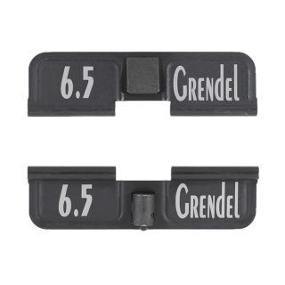 AR-15 Dust Cover - 6.5 Grendel - Double Sided - Phosphate Black