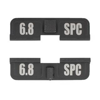 AR-15 Dust Cover - 6.8 SPC - Double Image - Phosphate Black