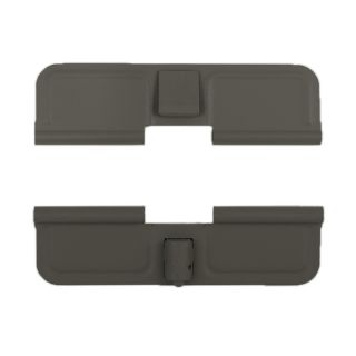 AR-15 Dust Cover - Blank - Cerakote Gray