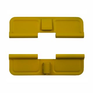 AR-15 Dust Cover - Blank - Cerakote Sunflower Yellow