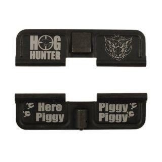 AR-15 Dust Cover - Hog Hunter - Phosphate Black
