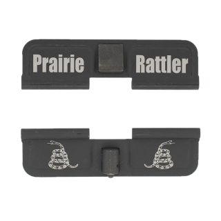 AR-15 Dust Cover - Prairie Rattler - Phosphate Black