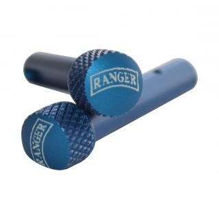 AR-15 Extended Takedown Pins - Ranger - Anodized Blue