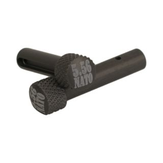 AR-15 Extended Takedown Pins - 5.56 NATO - Anodized Gray