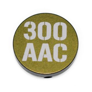Forward Assist Cap - 300 AAC - Anodized Olive Drab Green
