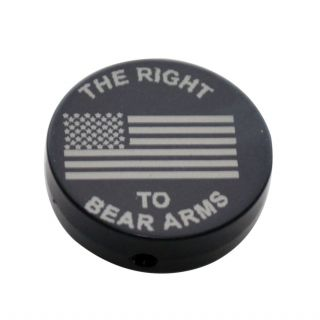 Forward Assist Cap - The Right to Bear Arms - Anodized Black