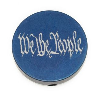 Forward Assist Cap - We the People - Anodized Blue