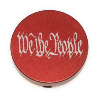 Forward Assist Cap - We the People - Anodized Red
