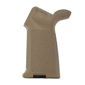 AR-15 Magpul MOE Grip - Blank - Cerakote Sand