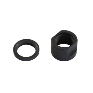 AR-15 Thread Protector 1/2 x 28 TPI with Crush Washer - Black