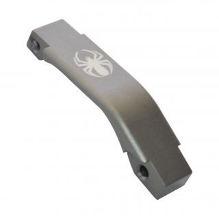 Enhanced Trigger Guard - Black Widow - Anodized Gray