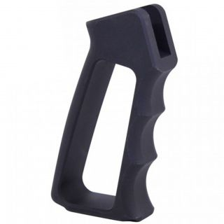 AR-15 Ultralight Series Hollow Aluminum Pistol Grip - Anodized Black