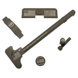 AR-15 Upgrade Bundle - 5 Piece - The Right to Bear Arms - Cerakote