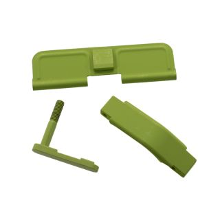 AR-15 Upgrade Kit #2 - Cerakote Zombie Green
