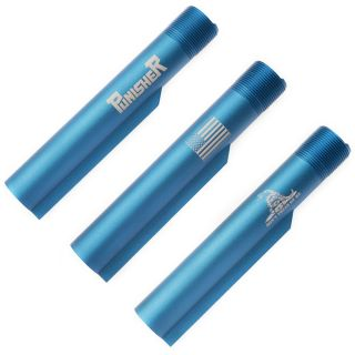 Buffer Tubes - Anodized Blue
