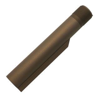 Buffer Tube - Blank - Cerakote Burnt Bronze