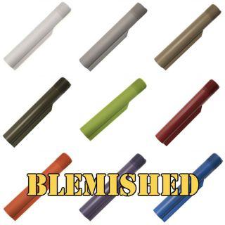 BLEMISHED Buffer Tubes - Blank Cerakote