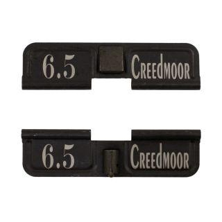 AR-10 Dust Cover - 6.5 Creedmoor - Double Image - Phosphate Black