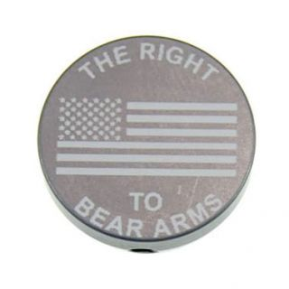 Forward Assist Cap - The Right to Bear Arms - Anodized Gray