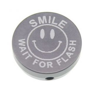 Forward Assist Cap - SMILE! Wait for flash - Anodized Gray