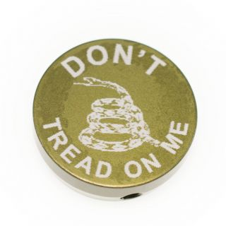 Forward Assist Cap - Don't Tread on Me - Anodized Olive Drab Green