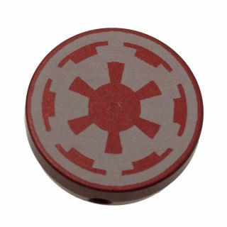 Forward Assist Cap - Galactic Empire - Anodized Red