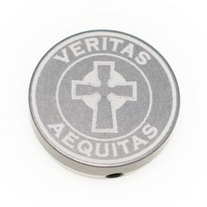 Forward Assist Cap - Veritas Aequitas - Anodized Gray