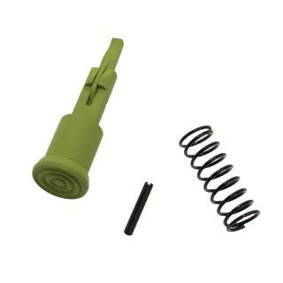 AR-15 Mil-Spec Forward Assist Assembly - Cerakote Zombie Green