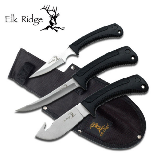 Elk Ridge Hunting Knife Fixed Set