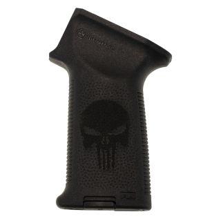 MOE AK47 Pistol Grip - Punisher Skull