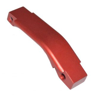 Enhanced Trigger Guard - Blank - Anodized Red