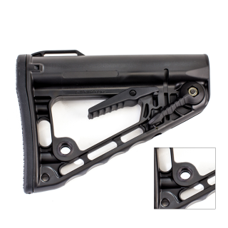 Rogers Super-Stoc Deluxe rifle stock - Black