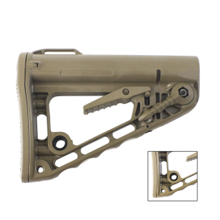 Rogers Super-Stoc Deluxe rifle stock - FDE