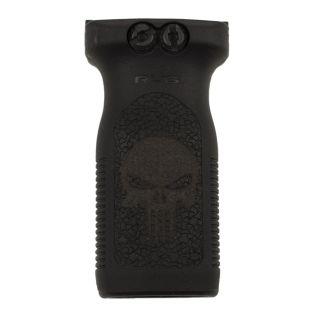 Magpul RVG Vertical Grip - Punisher Skull - Black