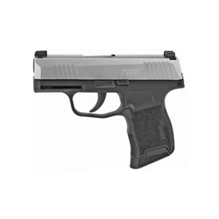 SIG P365 STAINLESS SLIDE 9MM