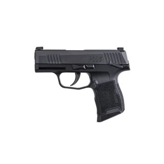 SIG P365 9MM WITH THUMB SAFETY