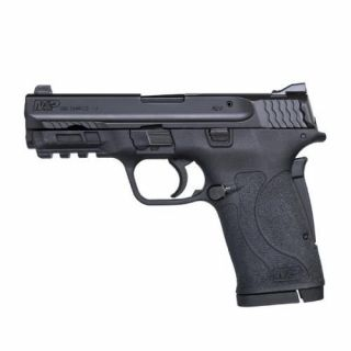 SMITH AND WESSON M&P SHIELD 380 EZ NO THUMB SAFETY